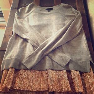 JCrew spring/fall sweater